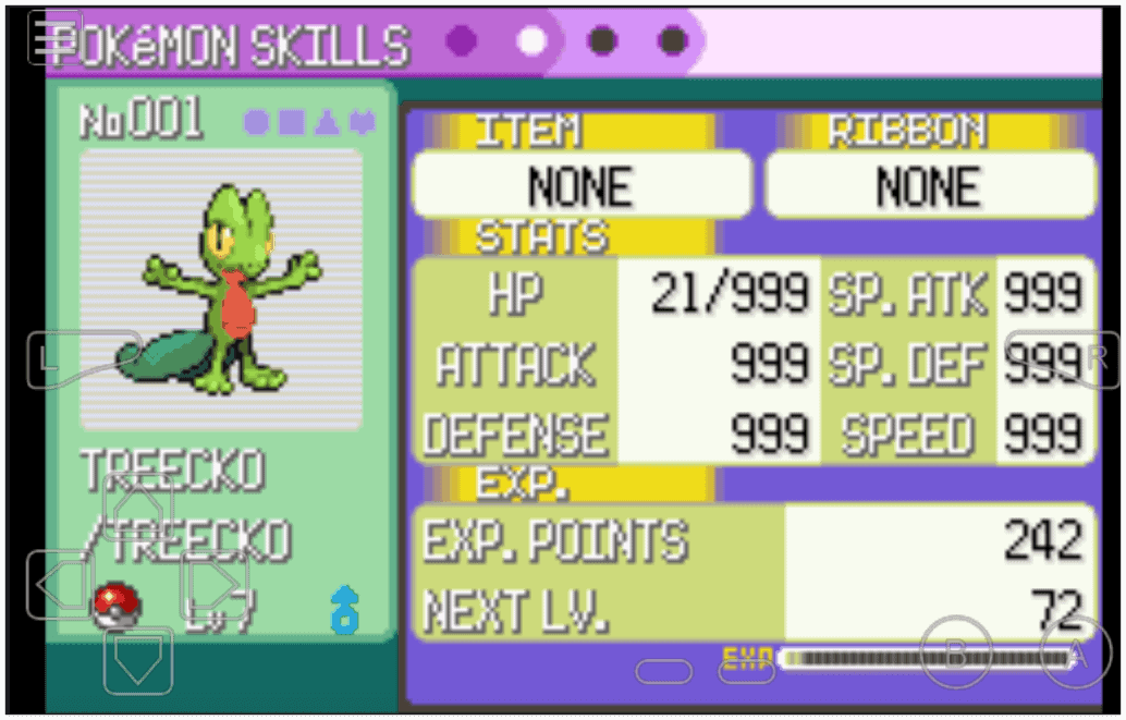 Pokemon Emerald Max Stats