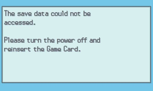 How to Fix No$GBA Save Data Could Not Be Accessed Error | PokemonCoders