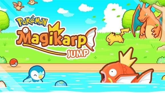 Magikarp jump Android