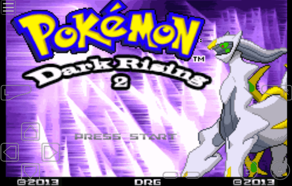 Pokemon dark cry walkthrough walls code