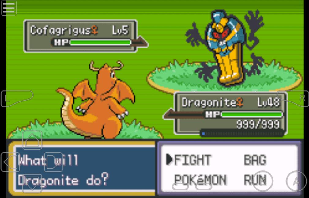 Pokemon Dark Rising 2 Wild Pokemon modifier