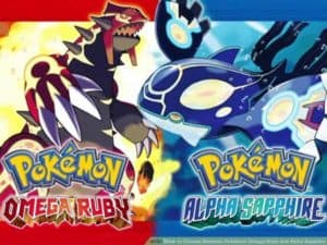 Best Pokemon Games for 3DS Omega Ruby Alpha Sapphire
