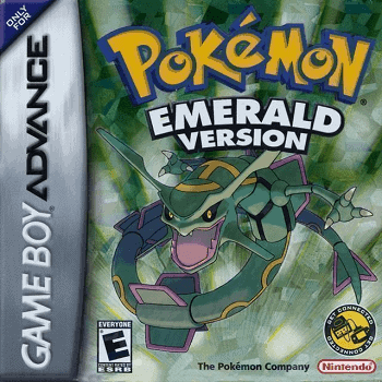 Best Pokemon GBA Emerald