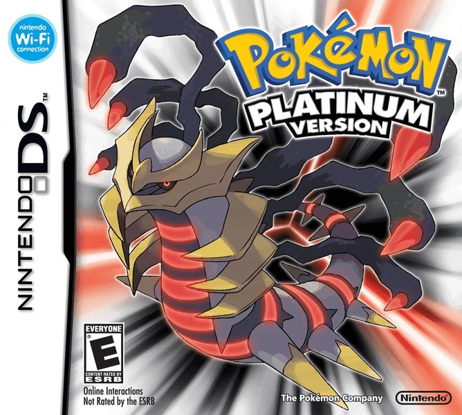 Pokemon Platinum Action Replay Codes for NDS | PokemonCoders