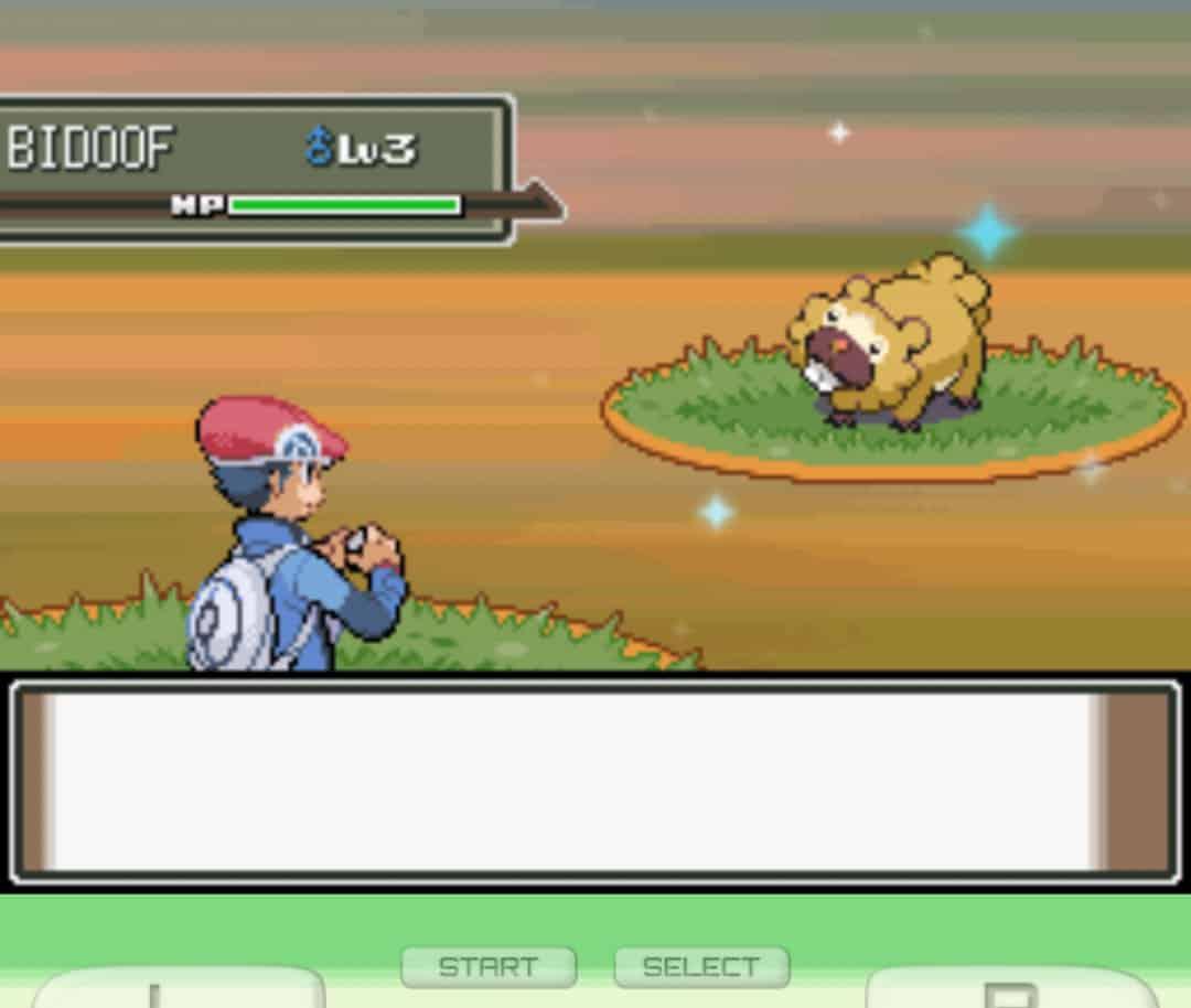 Pokemon Platinum Shiny Cheat