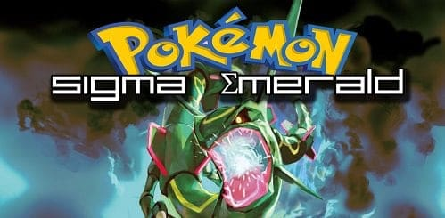 Pokemon Sigma Emerald ROM hack