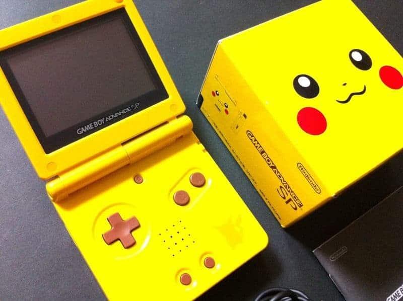 Pokémon that Evolve through Trade Game Boy