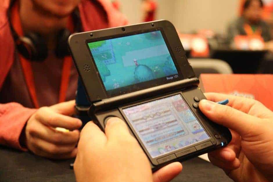 Pokémon that Evolve through Trade NDS