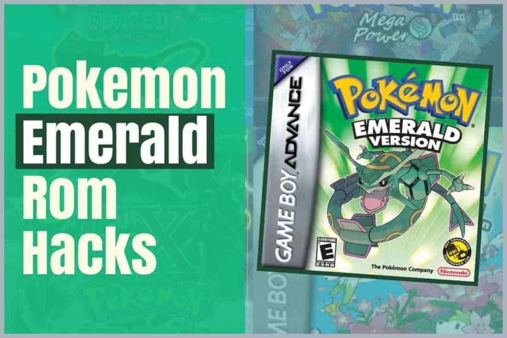 Pokemon Emerald rom hacks list