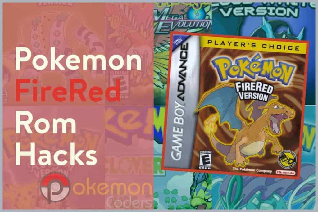 Pokemon Fire Red rom hacks