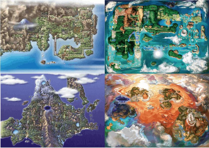 FireBurn regions