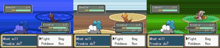 FireBurn battle scenees