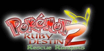 Pokemon Ruby Destiny Rescue Rangers