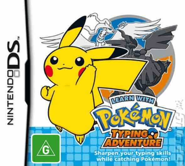 Learning with Pokemon Box Art