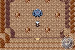 Pokémon Ruby/Sapphire Legendary Registeel