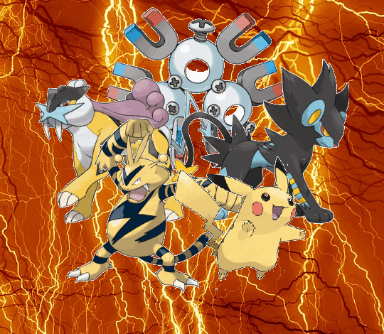 Electric-type Strengths and Weaknesses