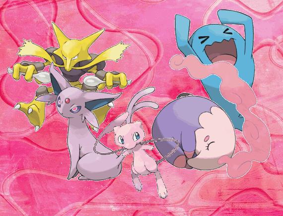 Psychic Pokemon Strength and Weakness