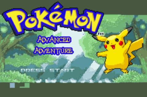 Pokemon Advanced Adventure cheats