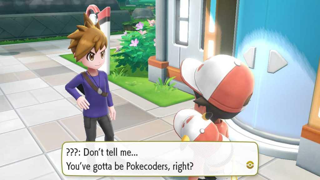 Pokemon Go - Let's Go Rival