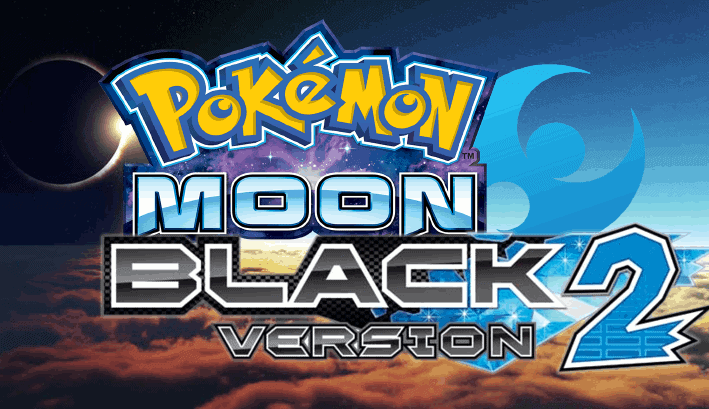 pokemon moon black 2 logo