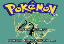 Pokemon Emerald Theta Renev
