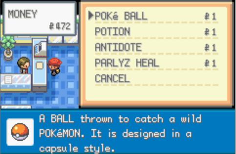 pokemon outlaw cheats