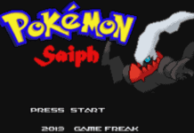Pokemon Saiph