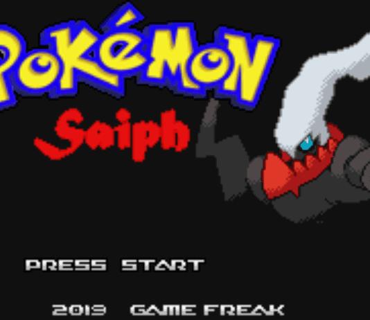 Pokemon Saiph