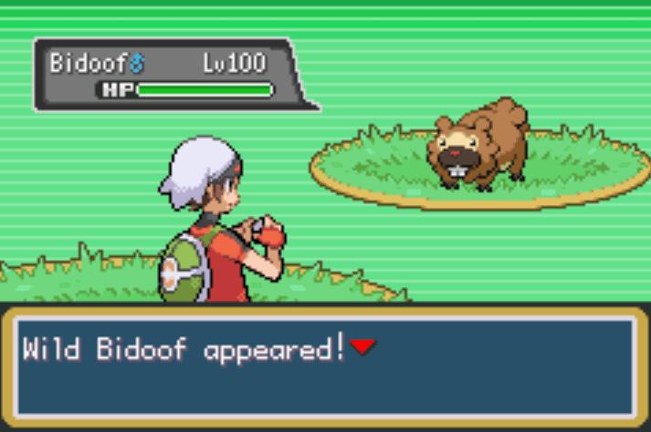 Trapaça modificador de nível Pokémon Saiph