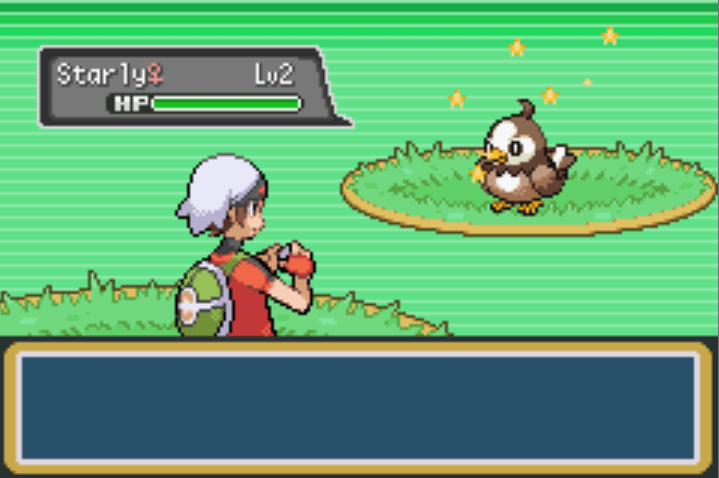 Pokémon Saiph brilhante pokémon cheat