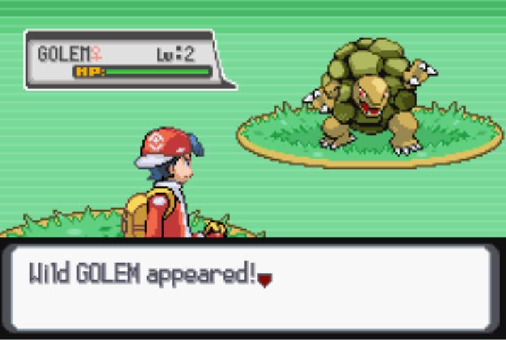 Trapaça modificador de Pokémon Mega Light Platinum Wild Pokémon