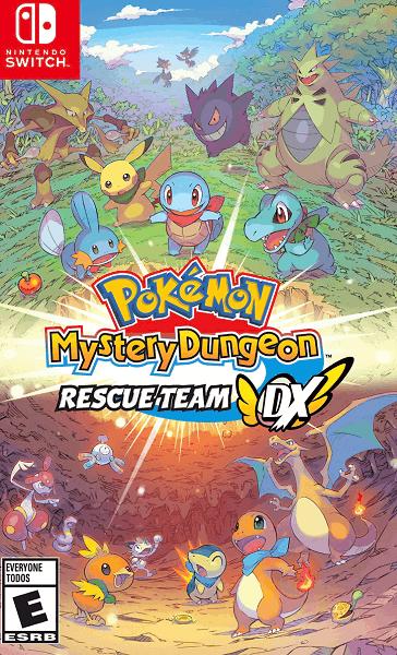 Pokemon Mystery Dungeon DX Cheats