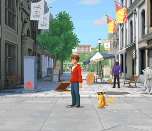 Citra Detective Pikachu