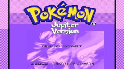 Capa do Pokémon Júpiter