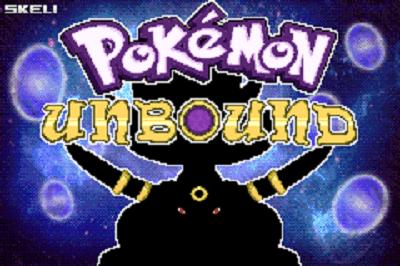 pokemon unbound cheats