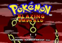 Pokemon Blazing Emerald ROM Hack
