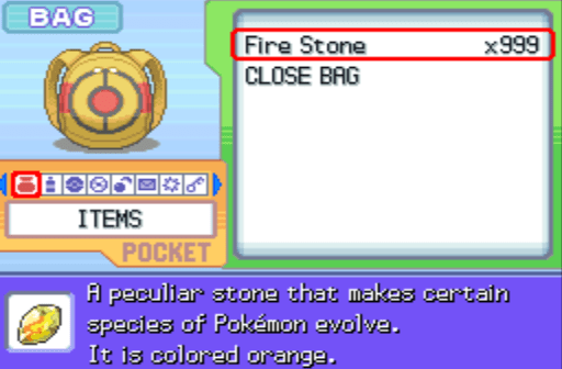 Evolution Stone Cheat