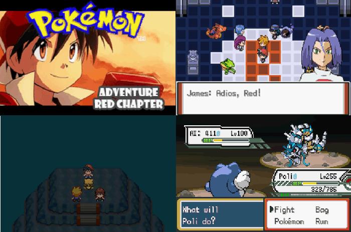 Pokemon Adventure Red Chapter best ROM hacks for 2021 with Mega Evolution