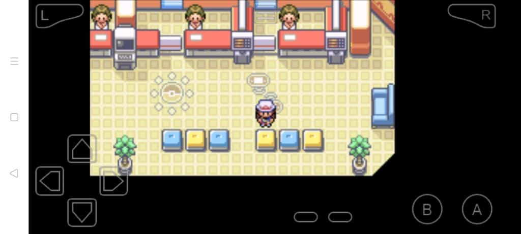 Step 2 how to trade Pokemon in MyBoy