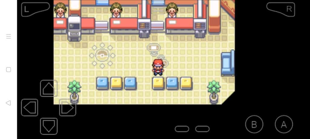 Step 8 how to trade Pokemon in MyBoy