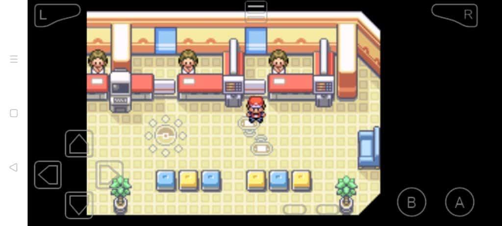 Step 27b how to trade Pokemon in MyBoy