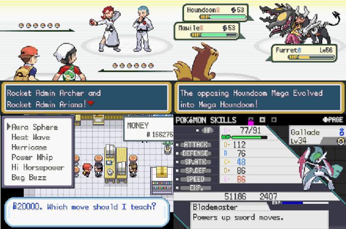 Pokemon Radical Red ROM HACK WITH MEGA EVOLUTION